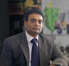 Manish Jain, CEO IBA