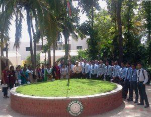 Omega Circle at IBA Bangalore