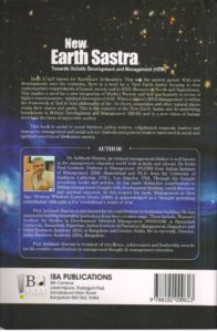 New Earth Shastra - Back