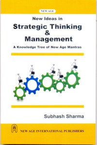 New Ideas in Strategic Thinking - Front
