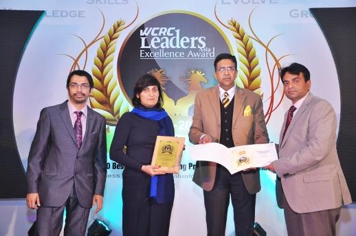 KPMG Award to IBA