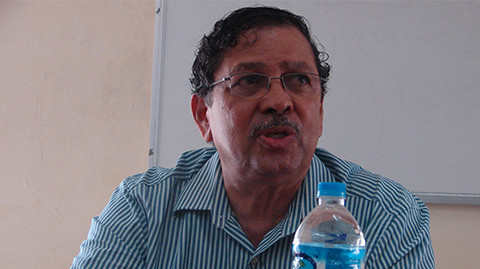 Mr.Santosh Hegde-1