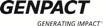 Genpact GI Logo BLACK