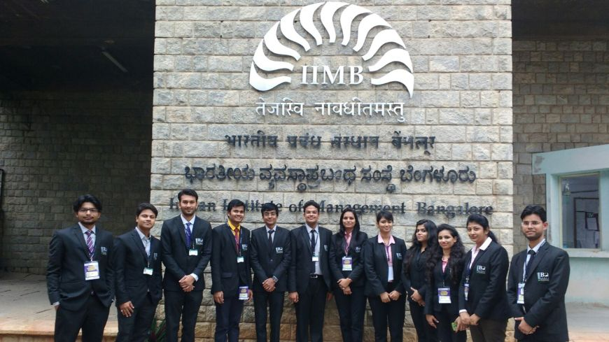Young leader's summit IIM B