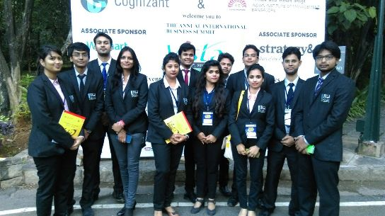 young leader's summit - IIMB