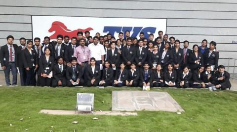 IE - TVS Motors