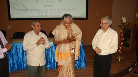 Spandan IBA Award