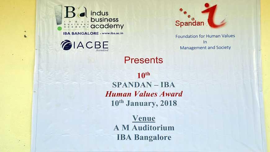 10th spandan iba awards iba indus business academy