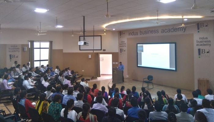 Guest Lecture - Mr. Anant patil